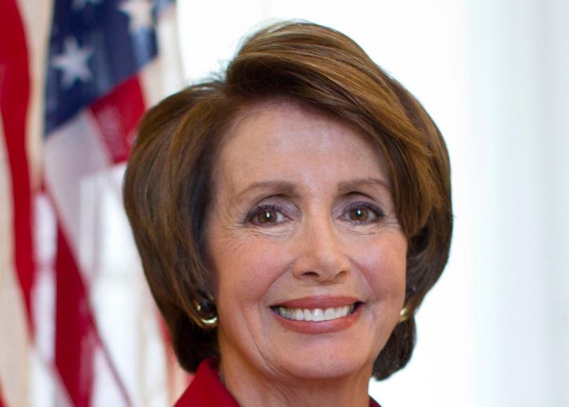 Nancy Pelosi - official photo